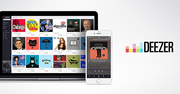 GET for Deezer Launched