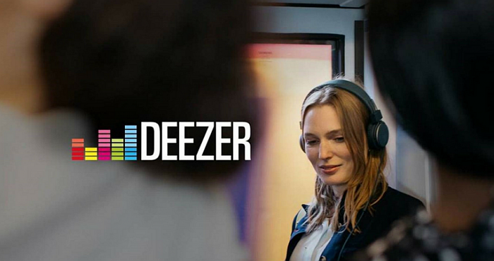 Deezer's first ad has shifted the tone for the challenger