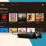 Deezer New Music & Xbox & Games Feature